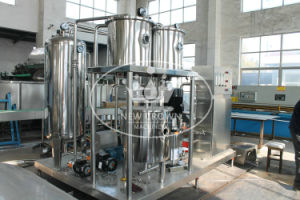 4 Times High Gas Containing Beverage Mixer with Plate Heat Exchanger pictures & photos