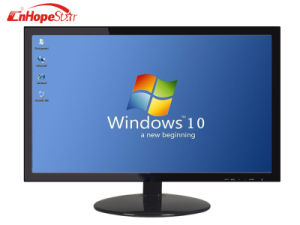"2016 New Model 21.5"" HD Desktop LED Monitor with DVI 1920X1080 pictures & photos"