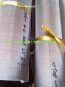 Stainless Steel Woven Wire Mesh Cloth pictures & photos