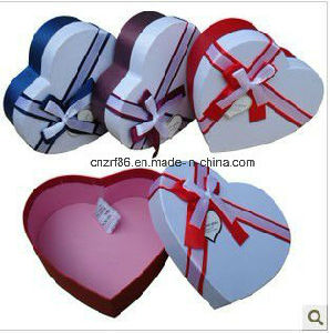 Heart Shape Chocolate Packaging Box pictures & photos