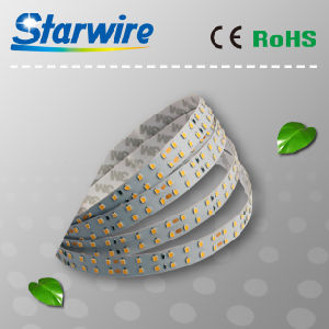 SMD2835-120LEDs/M LED Flexible Strip 19W/M (IP20 or IP65) pictures & photos
