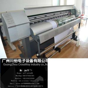 Sublimation Heat Transfer Printer with Wide Format 1.6m