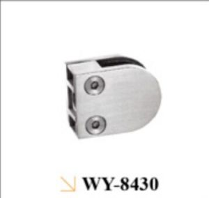 304 / 316 Stainless Steel Glass Clamp Handrail Fitting