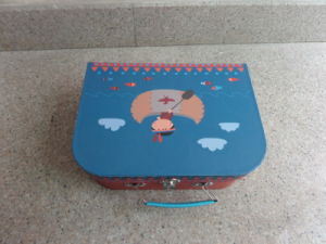 Hot Sale Paper Lunch Box with Custom Printing pictures & photos