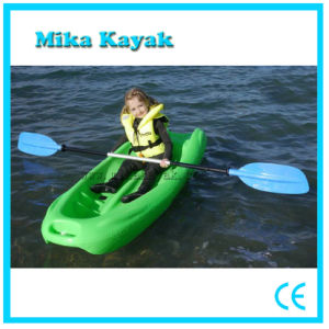 Child Plastic Youth Wave Kayak Baratos Kids Paddle Boat pictures & photos