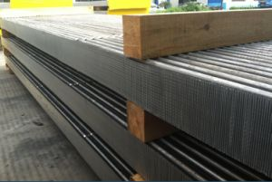 Clad Aluminum Flat Tube for Air Cooling Power Plant pictures & photos