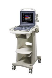 Portable Full Digital Color Doppler with CE pictures & photos