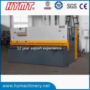 QC11Y-12X2500 hydrauli guillotine shearing cutting machine pictures & photos