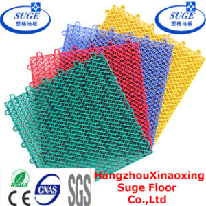 PP Modular Indoor Colorful Basketball Court Tile pictures & photos