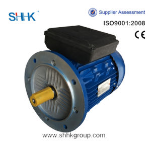 Aluminum Housing Single-Phase Dual-Capacitor Motor pictures & photos
