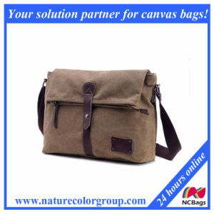 Canvas Best Crossbody Messenger Bag pictures & photos