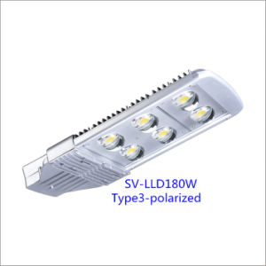 180W IP66 LED Outdoor Street Lamp with 5-Year-Warranty (Polarized) pictures & photos