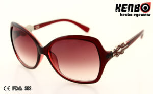 New Design Fashion Plastic Sunglasses with Nice Temple Kp50865 pictures & photos