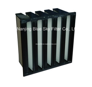 Compact Rigid Filter for Heating Ventilation and Air Conditioning pictures & photos