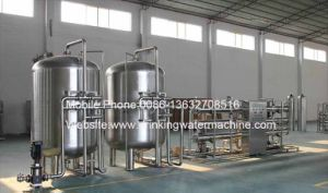 10 Tons RO Water Treatment Machine pictures & photos