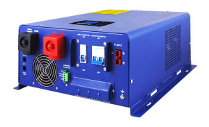 Solar and AC Charger All in One Solar Inverter for Home Use 1000W to 12000W pictures & photos