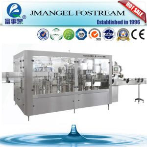 China ISO Certificated Automatic Pet Bottle Water Filling Machine pictures & photos