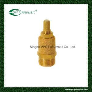 Copper Pneumatic Muffler Brass Muffler Brass Silencer pictures & photos