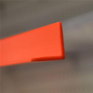 PVC Strip L Shape Divider Supermarket Ad-2041 pictures & photos