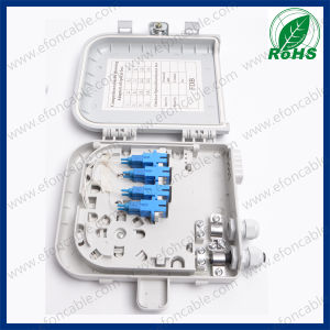 Fiber Otical Disturition Box1*8/Terminal Box with Adaptor pictures & photos