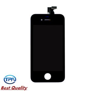 Original Mobile Phone LCD for iPhone4s LCD Screen Replacement Black