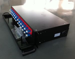 Sheet Metal Distribution Electrical Cabinet (FDU-48) pictures & photos
