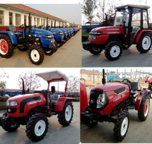 Factory Price 35-40 HP Farming Tractor with CE pictures & photos