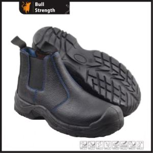Composite Toe Cap&Kevlar Midsole Half Cut Safety Boots Sn5120 pictures & photos