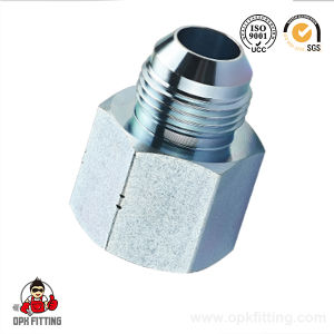 Parker Jic Male 74 Deg Flared Hydraulic Pipe Fitting (5JN) pictures & photos