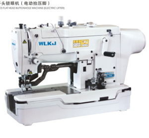 Sewing Machine, Holing Machine