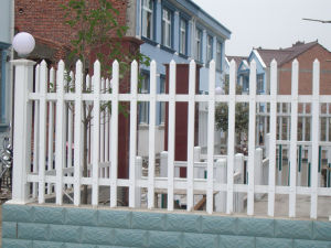 Resident Garden Fence Type I PVC/UPVC Profile pictures & photos
