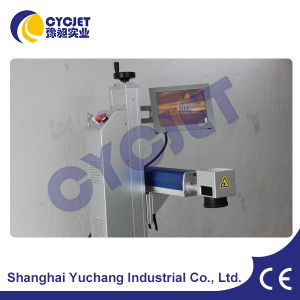 Cyc Laser Flying Laser Marking System pictures & photos