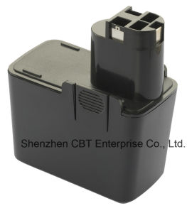 Power Tool Battery for Bosch 6ves-2 Gdr90 Gsb9 Gsr9 Pbm9 6ves-2 Pdr80 pictures & photos