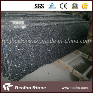 Popular Natural Black White Granite Slab for Floor/Wall pictures & photos