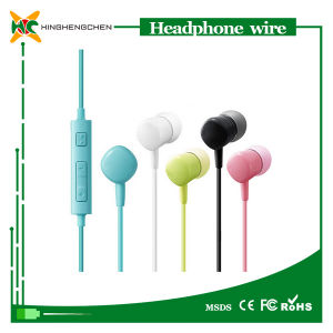 Hot Selling Mobile Phone Candy Color Handsfree Earphone for Samsung Galaxy S3 S4 S5 S6 Best Headset pictures & photos