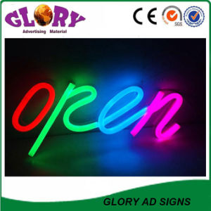 Neon Open Sign LED Animated Custom Neon Signs pictures & photos