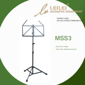 Tripod Base Music Sheet Stand (MSS3) pictures & photos