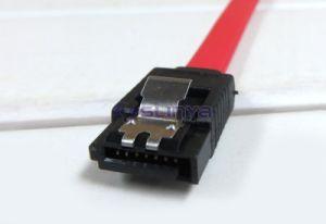 SATA Connector, SATA Cable, SATA External Shielded Cable eSATA to SATA SATA Serial Hard Drive Data Cable, SATA Cable for Desk Computer PC, SATA Cable pictures & photos