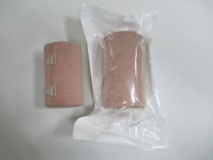 Sterile High Stretch Elastic Bandage pictures & photos