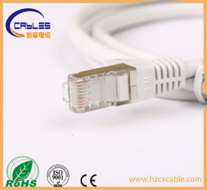 Network Cable Cat5e Patch Cords pictures & photos