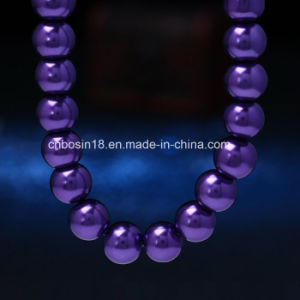 Factory Customized Glare Pearl Necklace pictures & photos