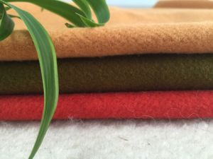 Velboav &Twiil Wool Fabric for Overcoat pictures & photos