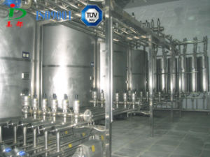 Sanitary Stainless Steel CIP Cleaning System