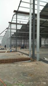 Structure Steel Fabrication Building Peb Building pictures & photos