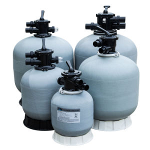Fiberglass Inner Fiberglass Sand Filter pictures & photos