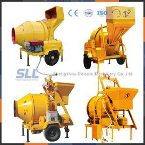 Movable Concrete Batching Plant/Stationary Concrete Mixer Plant for Sales pictures & photos