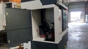 Slant Bed CNC Machine Price List HTC35 pictures & photos