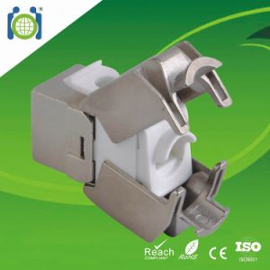 RJ45 Tooless Shielded CAT6A Modular Jack