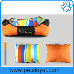 Factory OEM Washable Pet Dog Bed Cushion pictures & photos