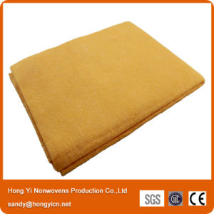 Viscose and Polyester Needle Punched Nonwoven Fabric Cleaning Cloth